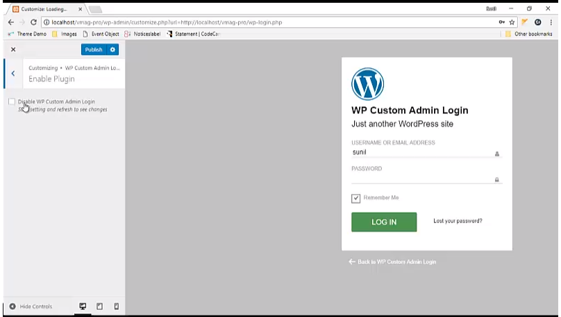 wp custom admin login Create PHP Password Script 2