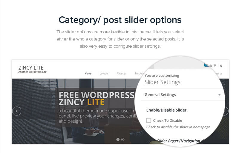 category-or-post-slider-options