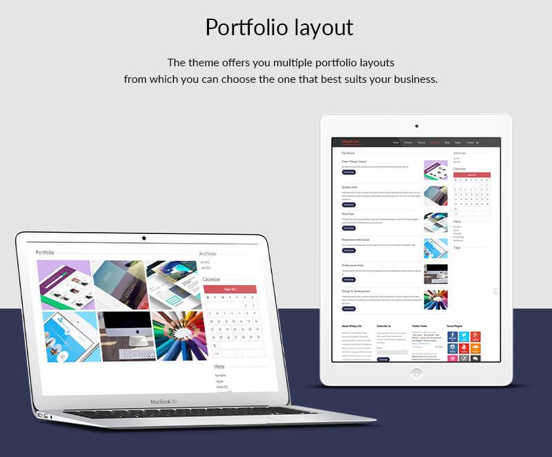 portfolio-layout