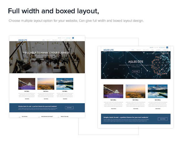 multiple-website-layouts