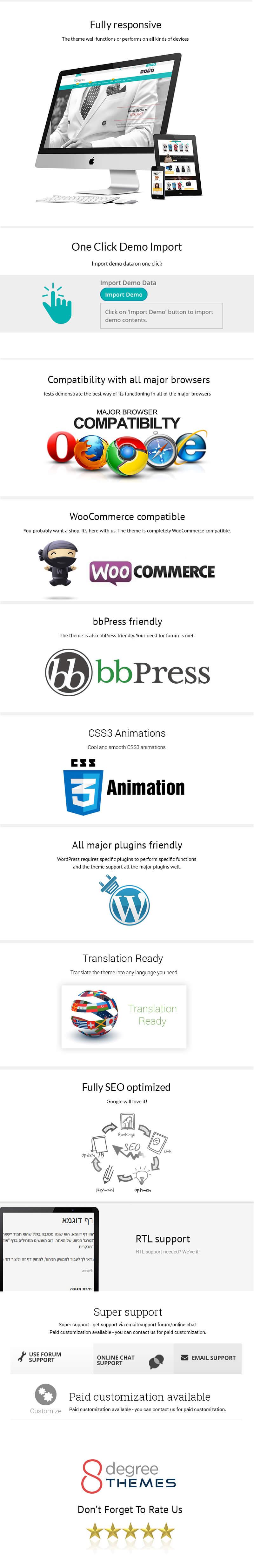 EightStore Pro – Best Premium WooCommerce, eCommerce and Store WordPress Theme