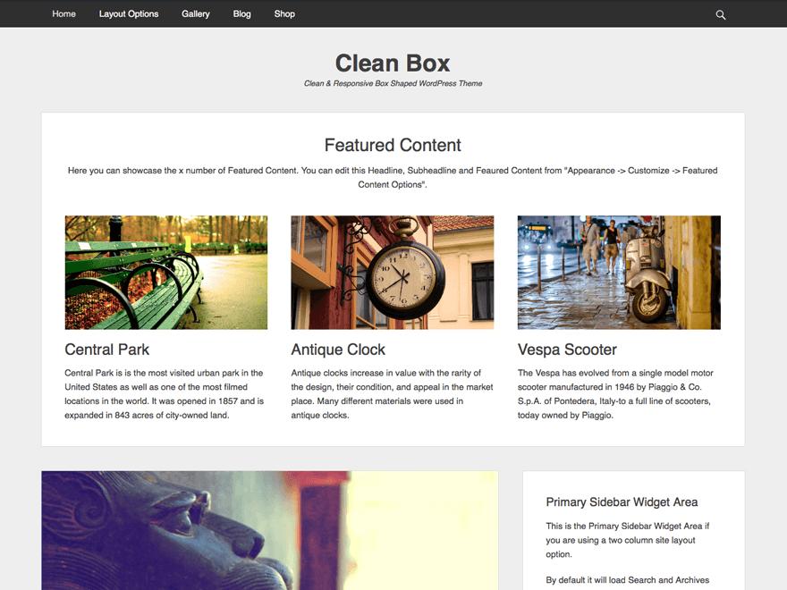 clean-box