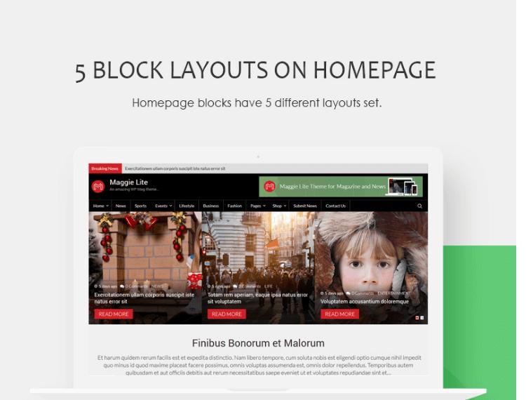 5-block-layouts-on-homepage