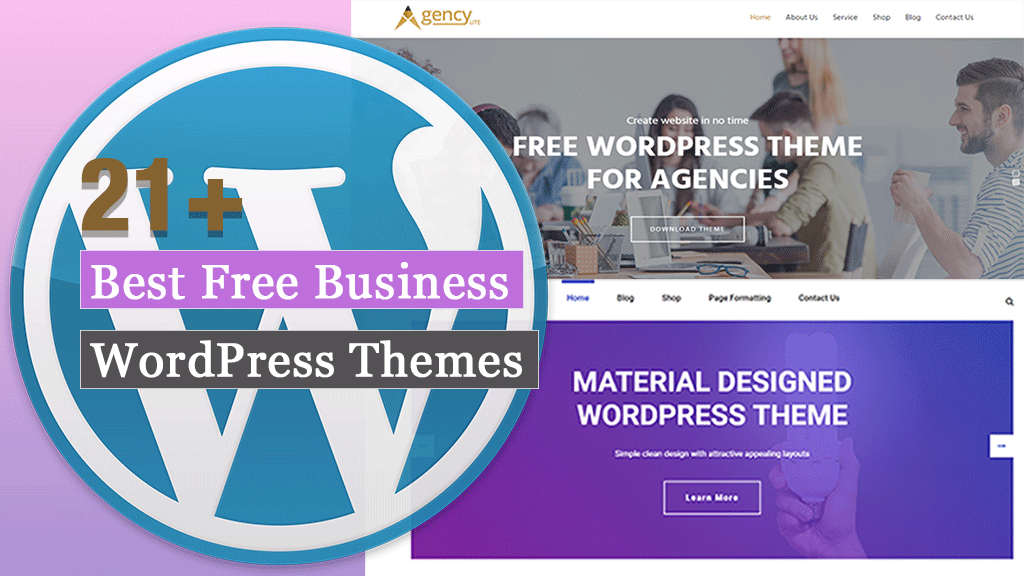 21+ Best Free Business WordPress Themes 2021