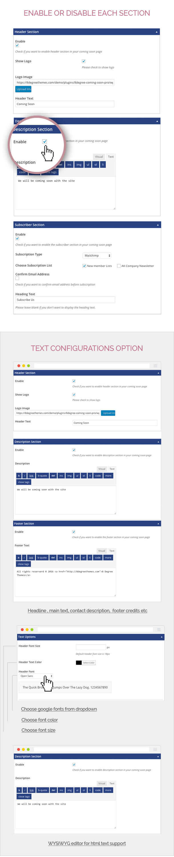Coming Soon – Landing Page and Maintenance Mode WordPress Plugin