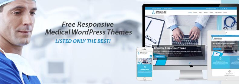 EightMedi Lite: Best Free Responsive Medical WordPress Theme