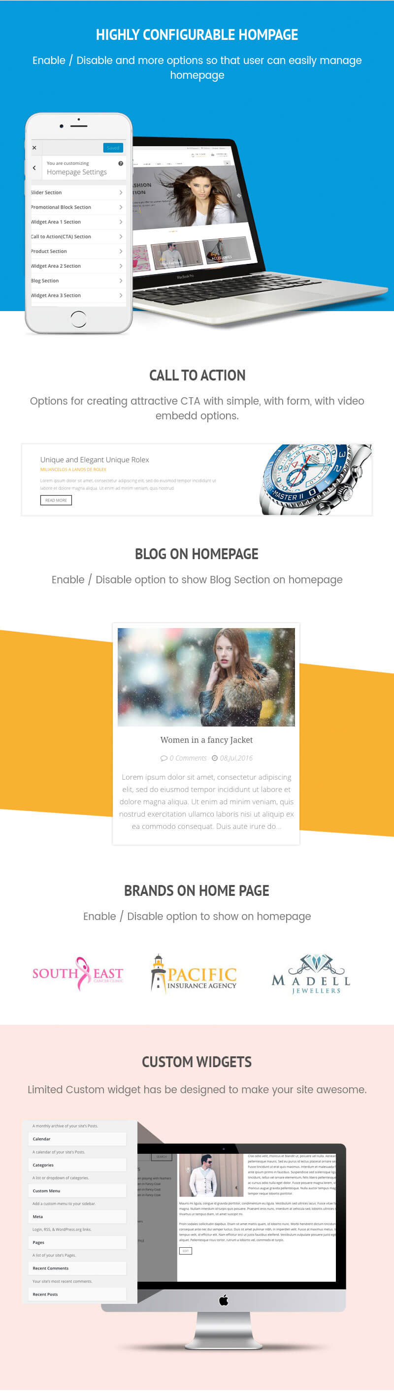 WP Store – Best Free WooCommerce Store WordPress Theme