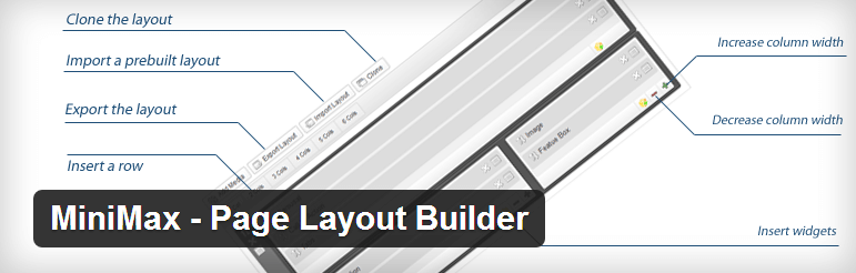 MiniMax- Page Layout Builder