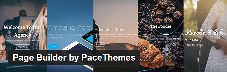 Page Builder by PaceThemes