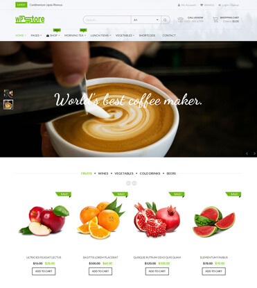 WP Store Pro - Best Premium WooCommerce Store WordPress Theme