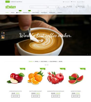 WP Store Pro - Best Premium WooCommerce Store WordPress Theme