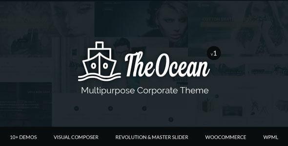 The Ocean Multipurpose WordPress Theme