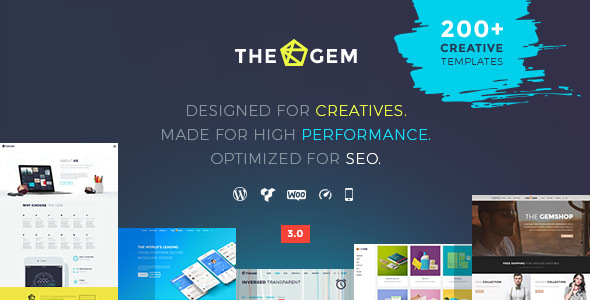 the gem best multipurpose theme