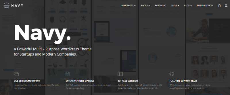 Best Premium WordPress Business themes for 2017