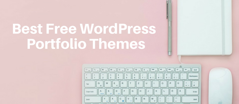 20 Free Portfolio WordPress Themes for 2018 | 8Degree Themes