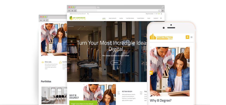 WP Corporate – Best Premium WordPress Business Theme
