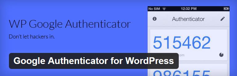 Google Authenticator for WordPress Plugin