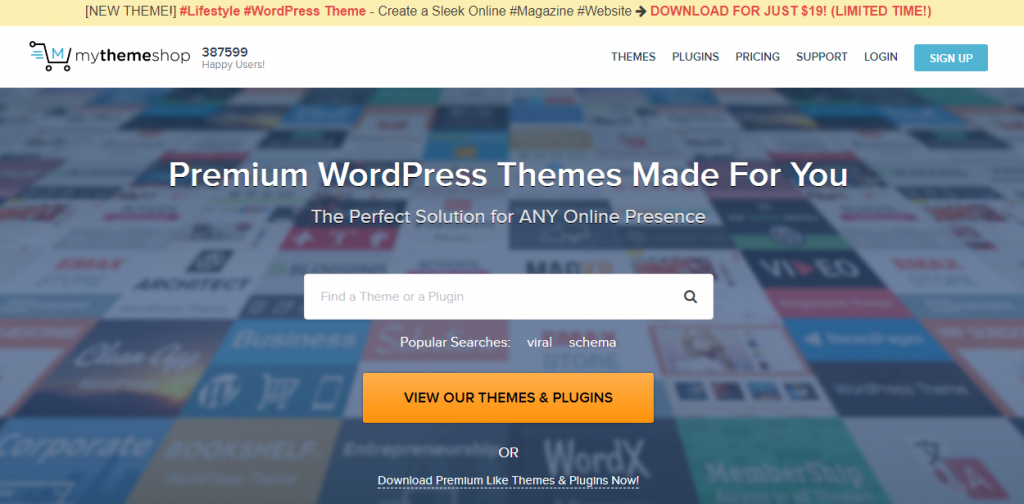 mythemeshop - WordPress Deals and Discounts for Halloween