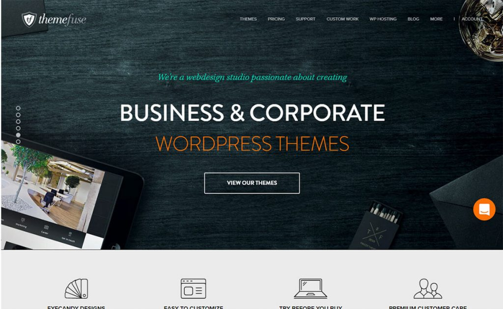 ThemeFuse -WordPress Deals and Discounts for Halloween