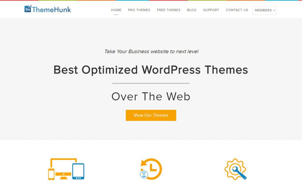 Themehunk - WordPress Deals and Discounts for Halloween