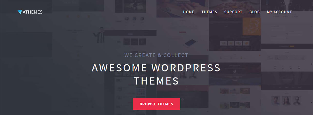 aThemes - WordPress Black Friday and Cyber Monday Deals