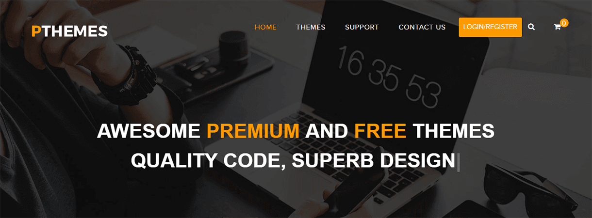 Promenade Themes-WordPress BlackFriday And Cyber Monday Deals