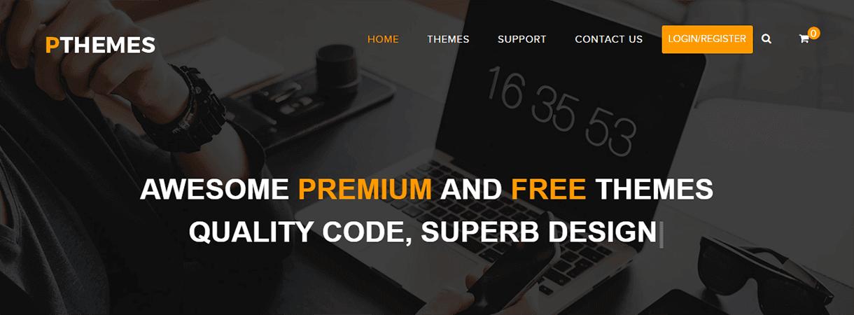Promenade Themes-WordPress BlackFriday And Cyber Monday Deals