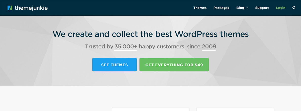 Theme Junkie - WordPress Black Friday and Cyber Monday Deals