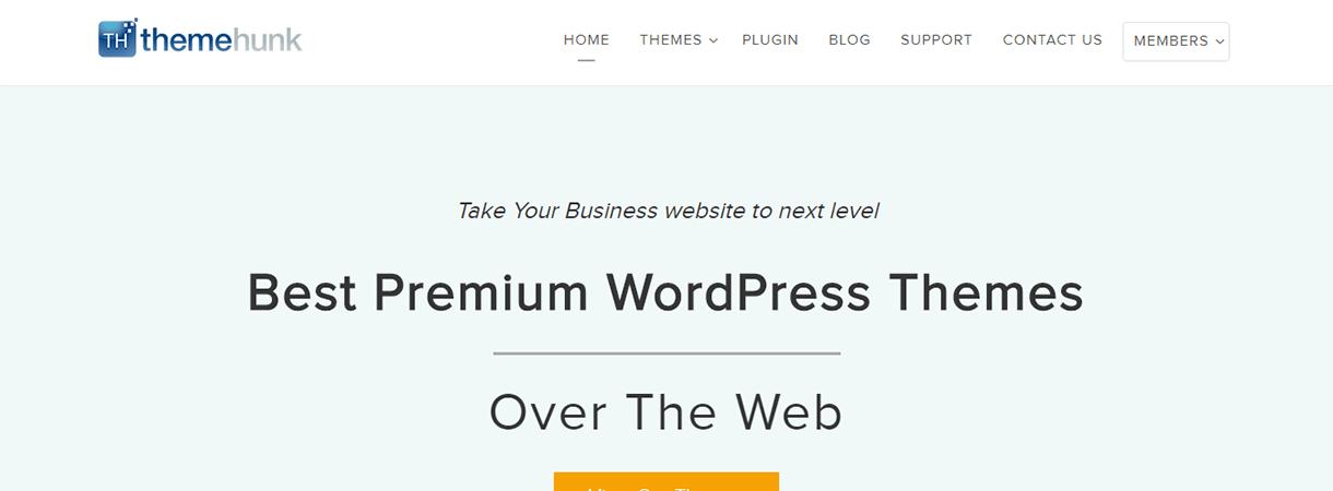 ThemeHunk - WordPress Black Friday and Cyber Monday Deals