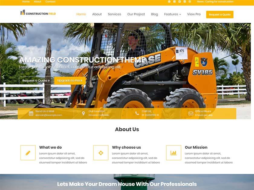 construction-field-free-wordpress-theme
