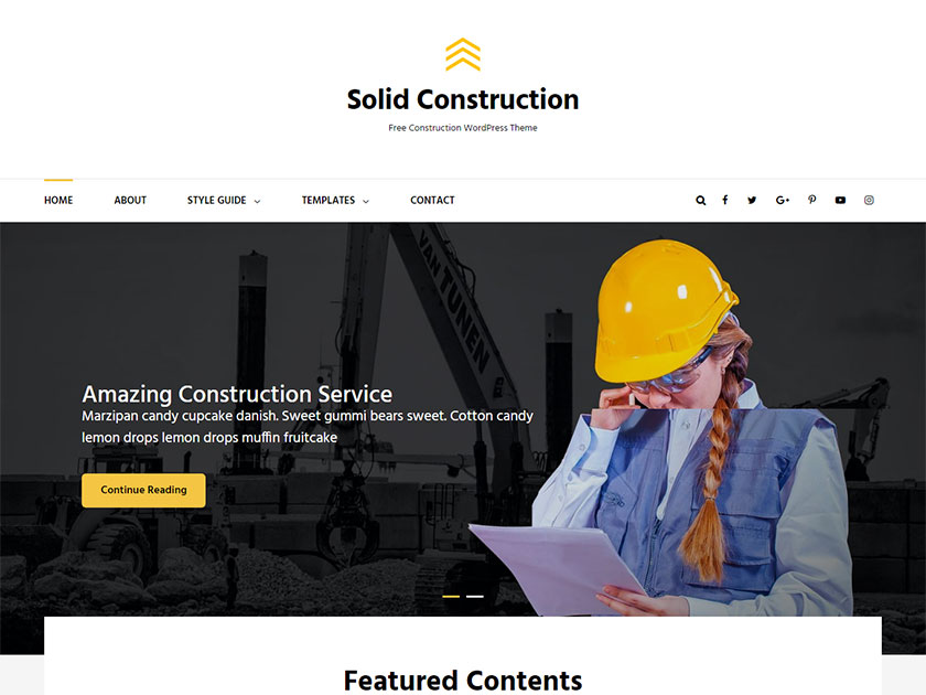 solid-construction-free-wordpress-theme