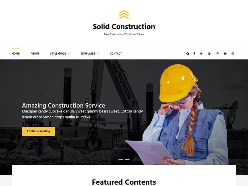 solid-construction-free-wordpress-theme