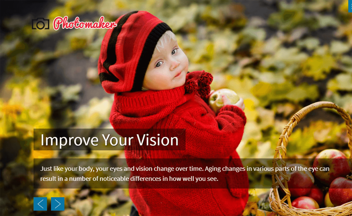 PhotoMaker-Free Photography WordPress Theme