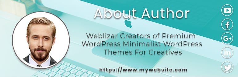 Free WordPress Author Bio Box Plugin: About Author
