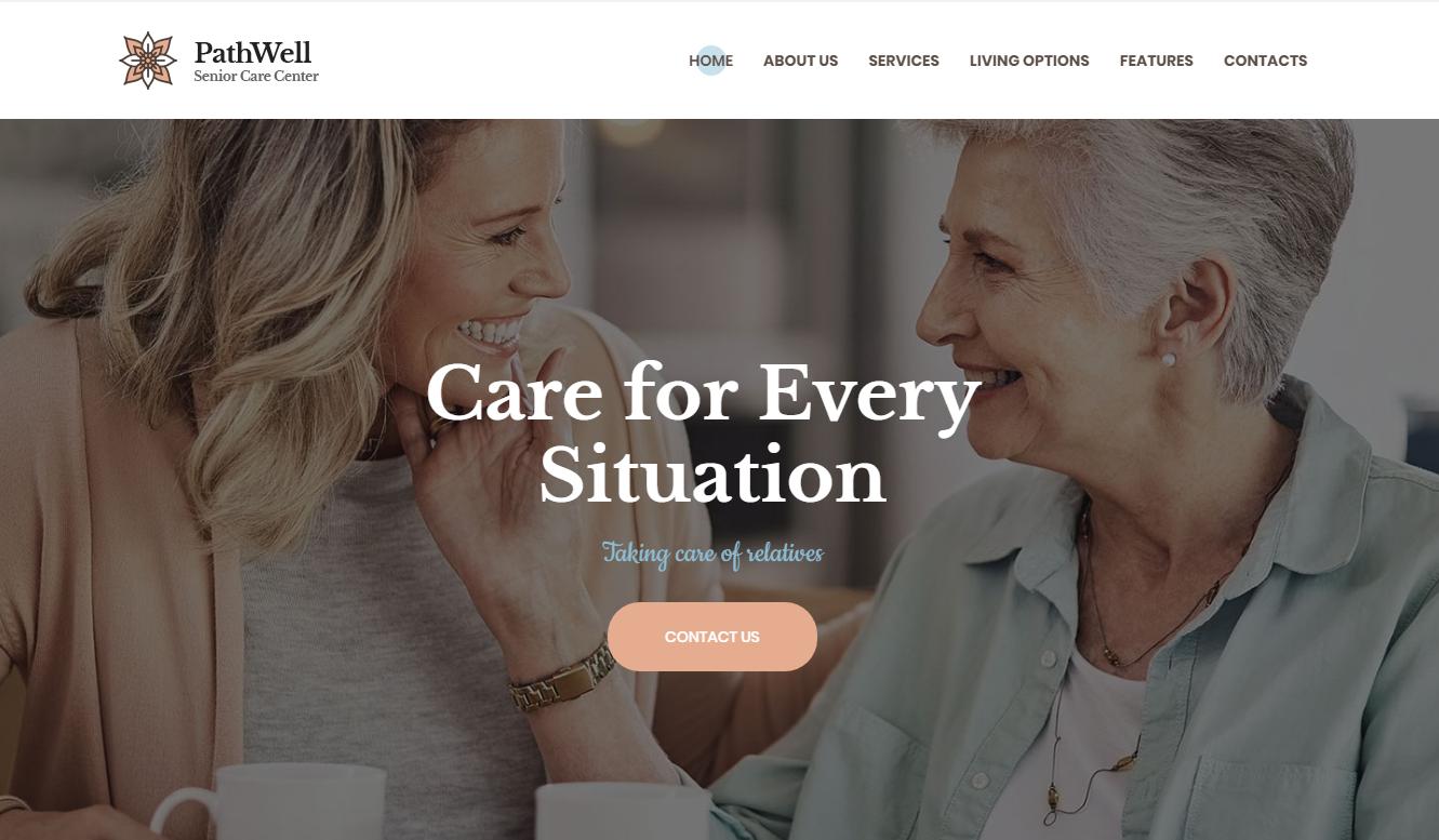 PathWell - Premium Medical WordPress Theme