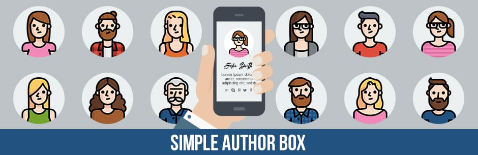 Free WordPress Author Bio Box Plugin: Simple Author Box