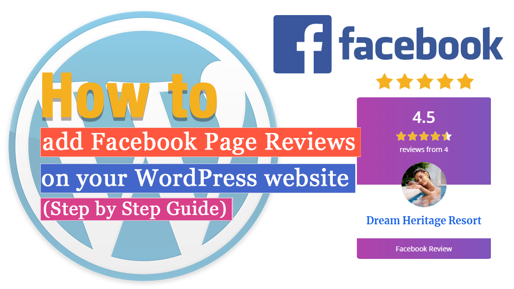 How to add your Facebook page review on your WordPress website? (Step by Step Guide)