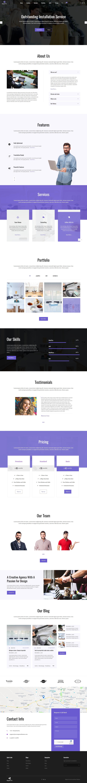 Ripple Pro - Premium Agency WordPress Themes and Templates