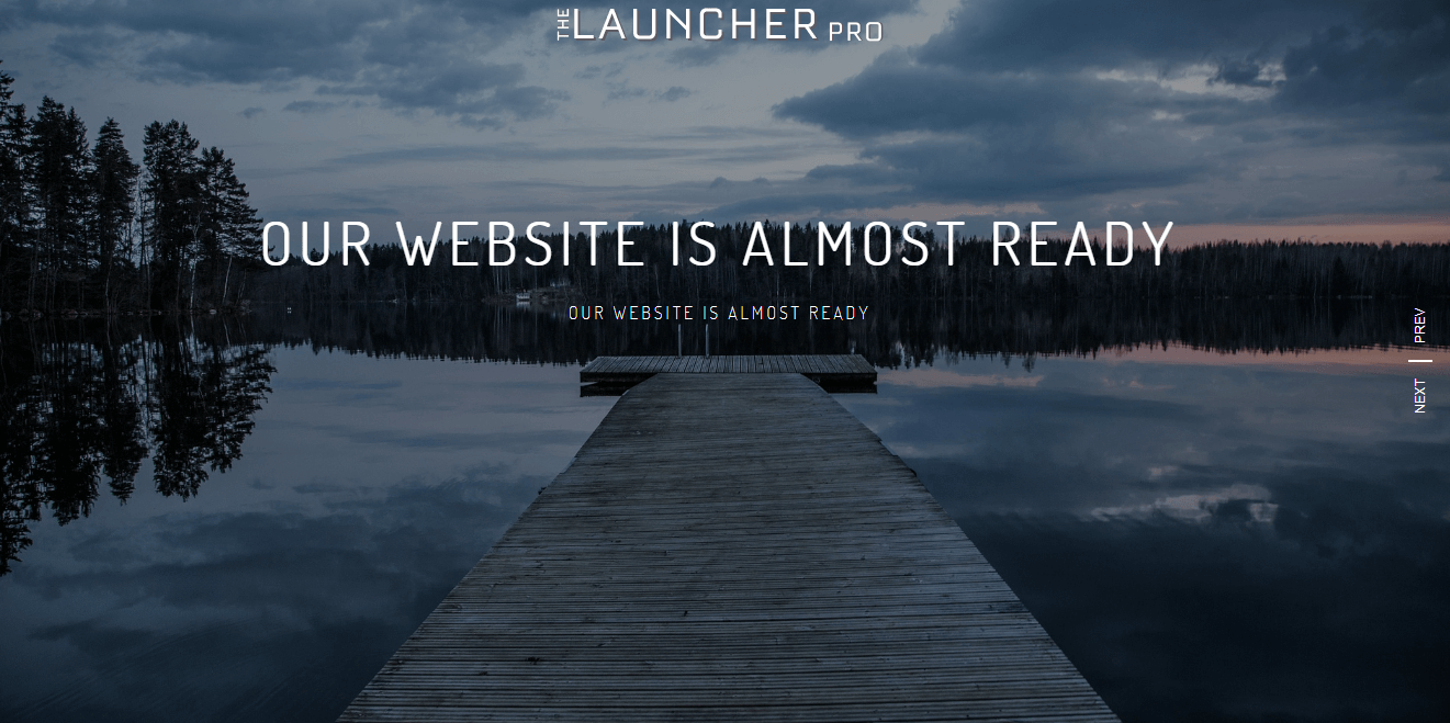 The Launcher Pro - Best Premium WordPress Landing Page Themes