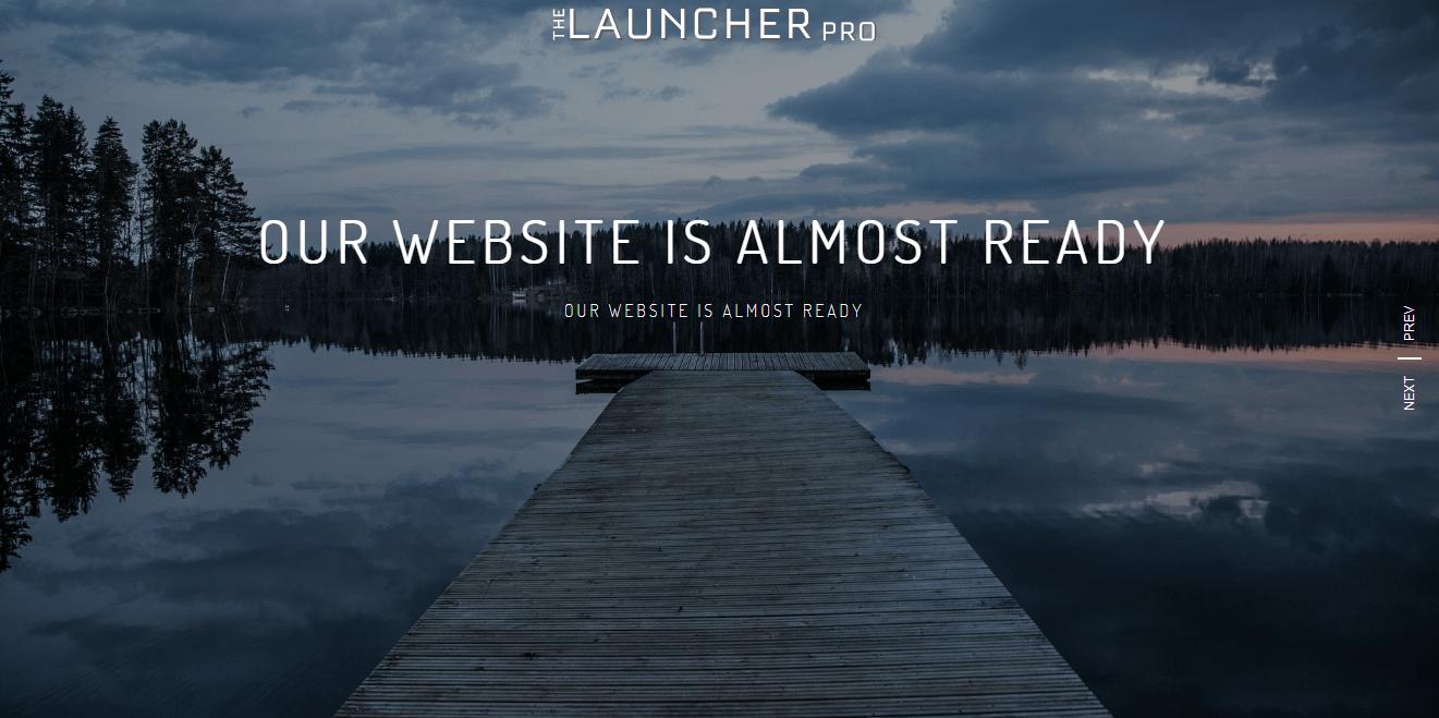 The Launcher Pro - Best Premium WordPress Landing Page Themes