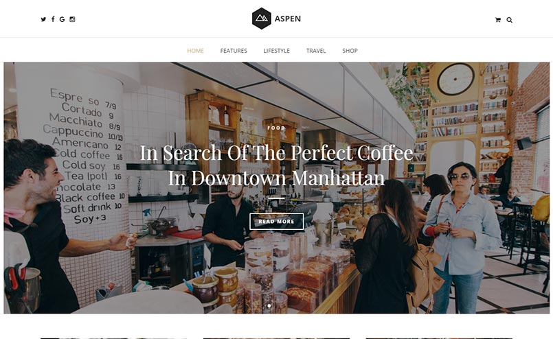 ASPEN-WordPress-Blog-Theme