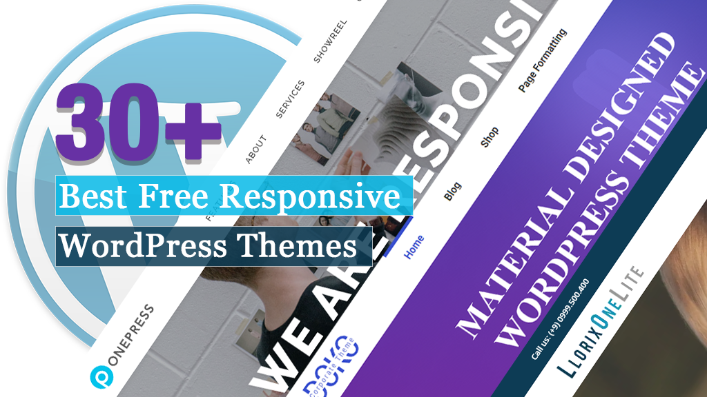 Best Free Wordpress Themes 2020.30 Best Free Responsive Wordpress Themes 2020