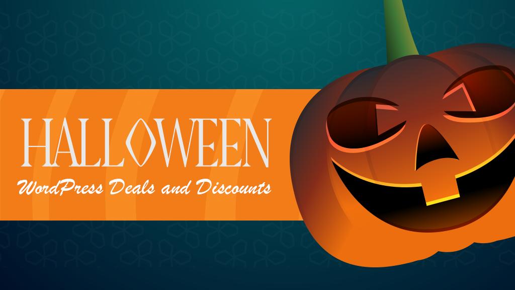 Best WordPress Deals and Discounts for Halloween 2018