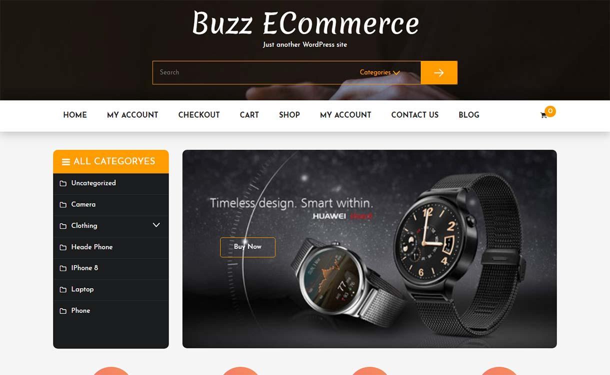 buzz-free-wordpress-theme