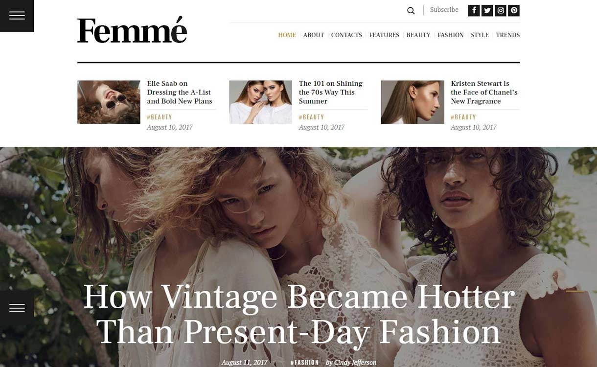 femme-best-premium-wordpress-blog-themes