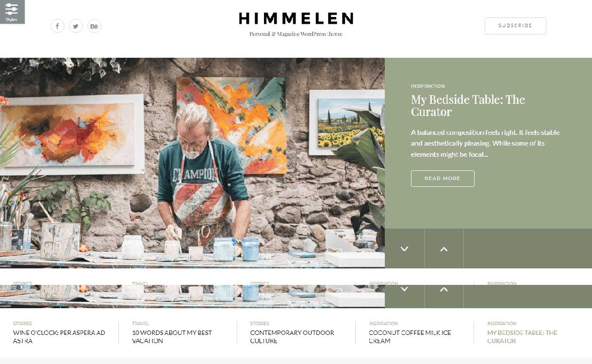 himmelen-best-premium-wordpress-blog-themes