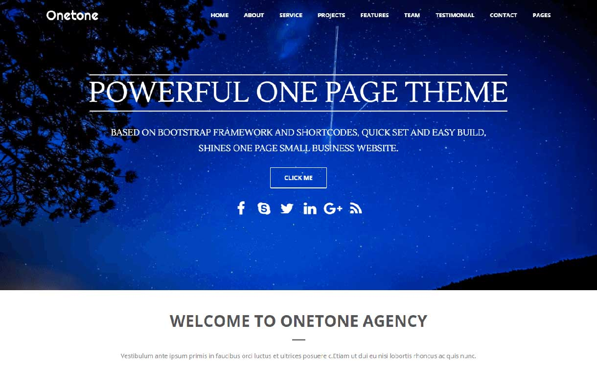 onetone-best-free-responsive-wordpress-theme