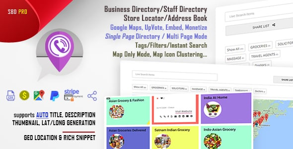 Best WordPress Business Directory Plugin: Simple Business Directory