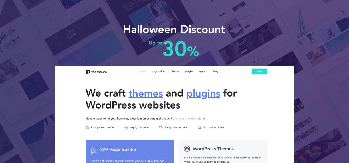 themeum discount offer