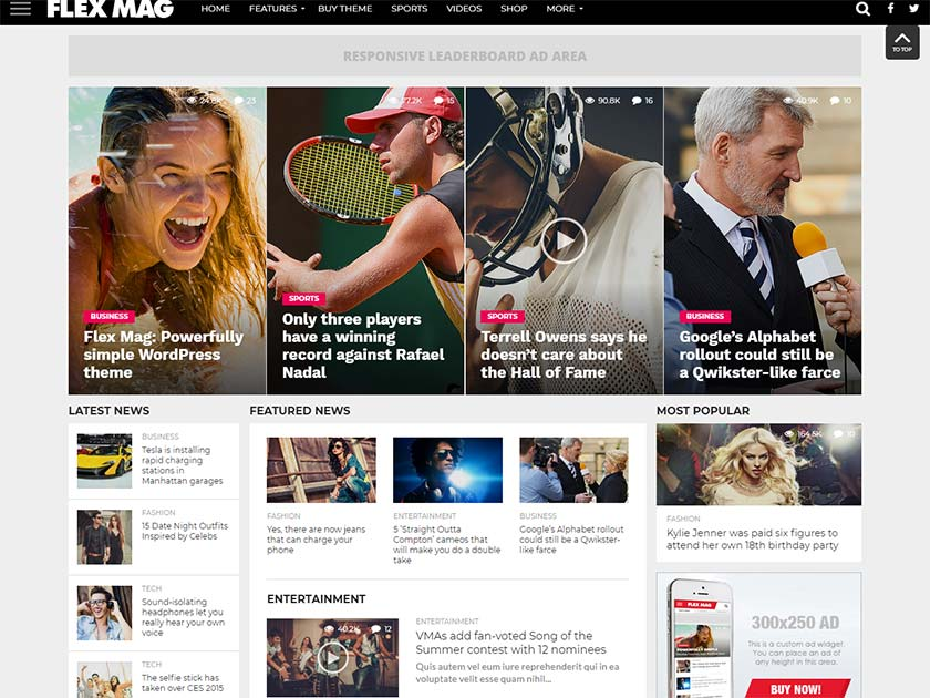 flex-mag-premium-wordpress-magazine-theme